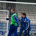 QPR Training-Alessandro Pellicori & Matthew Connolly