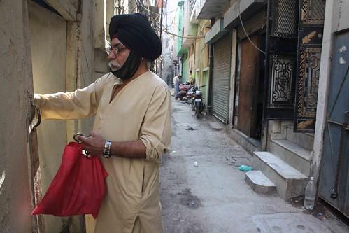 Mission Delhi - Satnam Singh Juneja, Pratap Street
