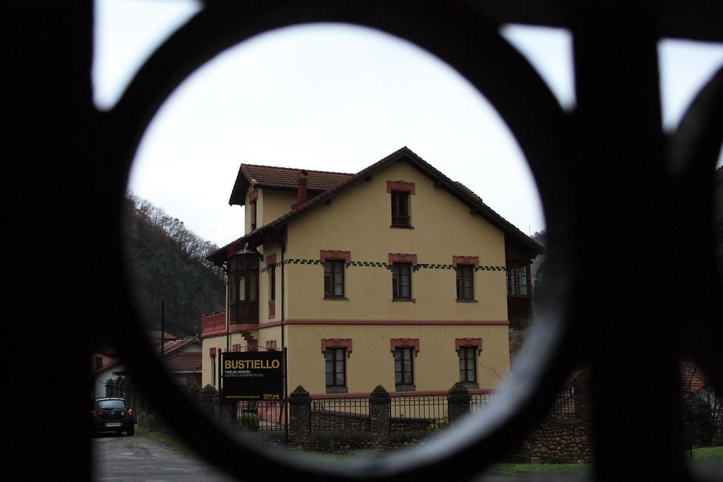 Centro de Interpretación del Poblado Minero de Bustiello
