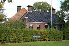 De voormalige woning van de familie Koster, de huidige 'Wijtwerder Heerd