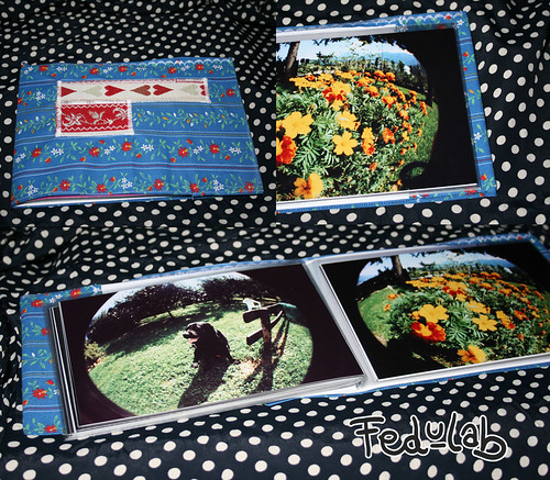 Copri album fotografico