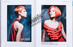 NAHA classic (BABAK photography) Tags: color fashion magazine hair print photography shoot photographer russia bio sheets salon babak tear naha avantgarde stylist babakca hairshoot photographerbabak