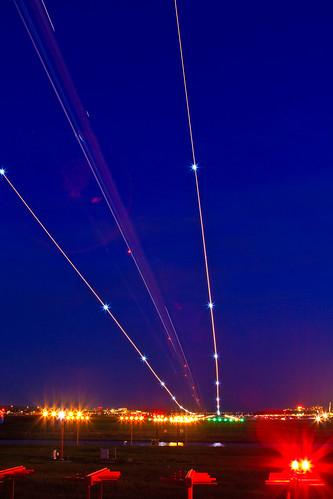 Landing at DCA