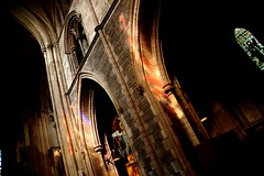Cathedral, Dublin (@potti) Tags: ireland dublin lights cathedral gothic catedral viatge fav favs irlanda gotic joc vidrieres llumb