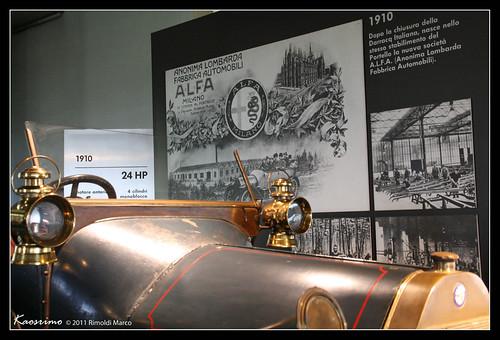 Alfa Romeo - 24 HP