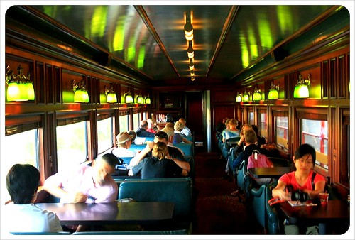 Panama Canal Train Waggon