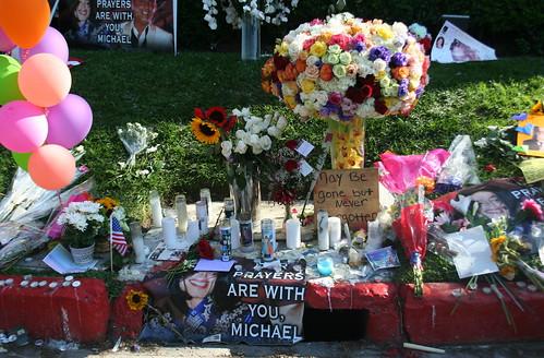 MJ Rest In Peace beverly hills LA