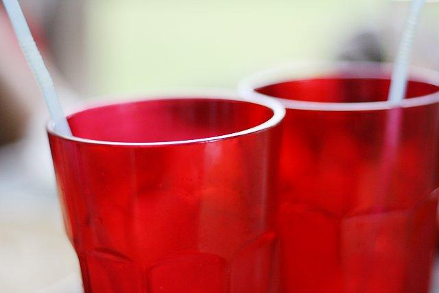 festive cups