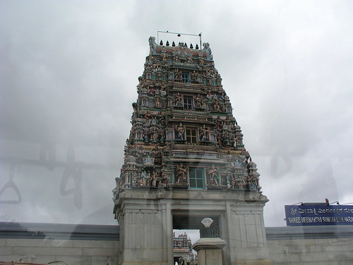 Meenakshi Temple, Bannerghatta Road by Mpries on Flickr