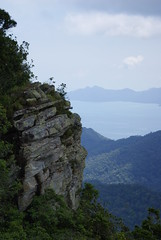 Gunung Machincang pt1 (~ kokstang) Tags: sunset car train traditional cable hanging lama penang langkawi brigde rumah bukit tradisional bendera helang mahsuri