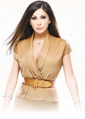 Elissa in new style (Elissa Official Page) Tags: new style elissa 2012   2011
