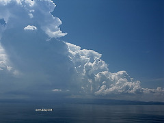 "#67""/09 (emasplit) Tags: blue sky clouds croatia bra emasplit explore2009"