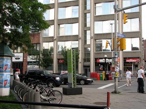 Station Marché By, Bixi d'Ottawa-Gatineau