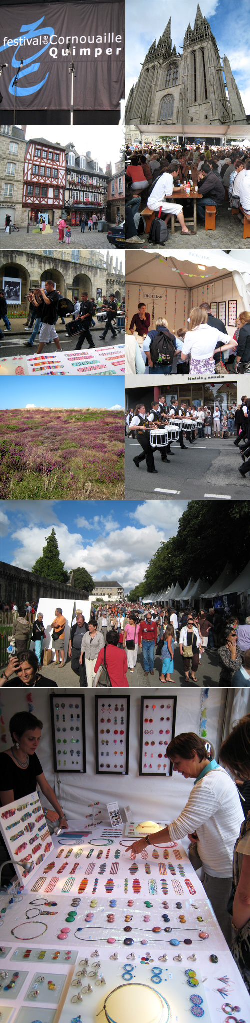 Festival de Cornouailles - Quimper - 2009