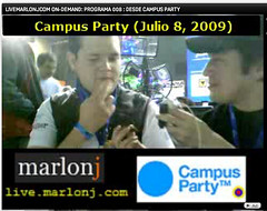 Programa 008 : Desde Campus Party