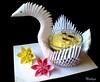 """Pittu swan"" = Fantastic Food Photography by Nithya (Jennifer Kumar) Tags: food swan origami crafts arts creative kirigami 2009 paperfolding nithya papercrafts paperflowers foodphotography southindianfood paperswan pittu alaivanicontributors alaivanijuly2009 flickrcontributors"