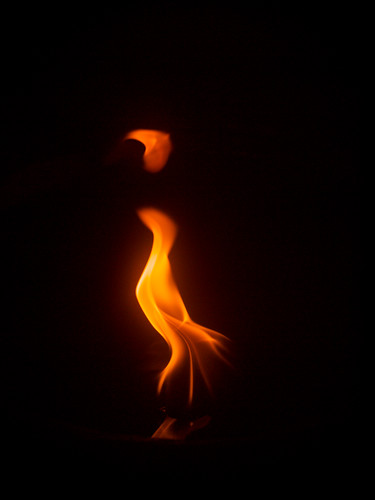 fire dance - 1 - little fire bird | Flickr - Photo Sharing!