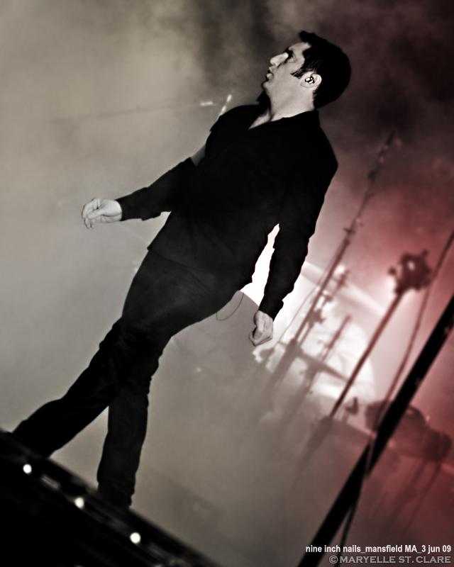 Trent Reznor | Nine Inch Nails @ Mansfield 6/3/09