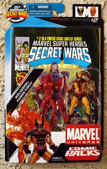 Marvel Universe Secret Wars Carded #2