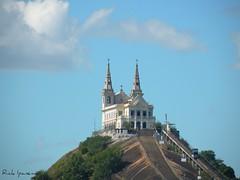 Igreja da Penha (.**rickipanema**.) Tags: brazil brasil riodejaneiro nikon igreja coolpix 365 promessa penha igrejadapenha p80 rickipanema igrejanossasenhoradapenhadefrana nikoncoolpixp80 365degrausdaigrejadapenha pagadordepromessa