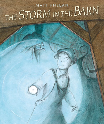 3834658335 19113dfbd9 Review of the Day: The Storm in the Barn by Matt Phelan