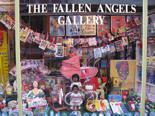 The fallen angels gallery Gant janvier 2006
