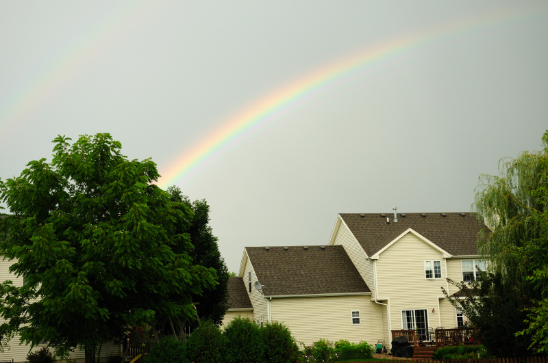 Garage sale Rainbow