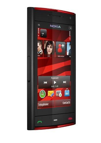 [Nokia World 2009] Nuevo Nokia X6