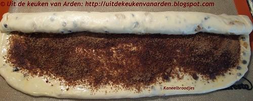Kaneelbroodjes / Cinnamon Rolls