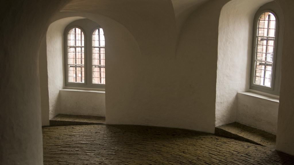 Copenhagen: Inside The Round Tower