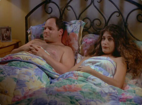Dr. Cuddy slept with George Costanza