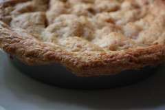 Thumbnail image for Gourmet's Apple Pie with Cheddar Crust