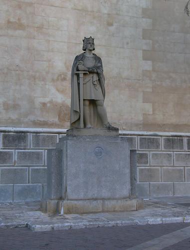 Monumento a Alfonso Foto
