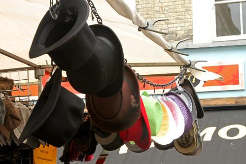 Hats Aplenty