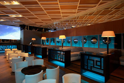 Bar Lounge Nisha, Ciudad de México – Architecture Revived