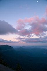 DSC_4265 (vigermam) Tags: sunset cloud place action object australia lookout nsw qld springbrook publicphoto bestofalllookout jobtype