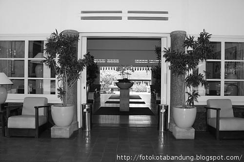 Concordia - Entrance