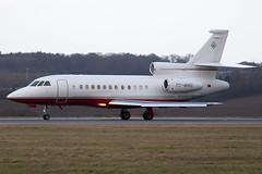 TC-MMG - Private - Dassault Falcon 900 - Luton - 090122 - Steven Gray - IMG_7226
