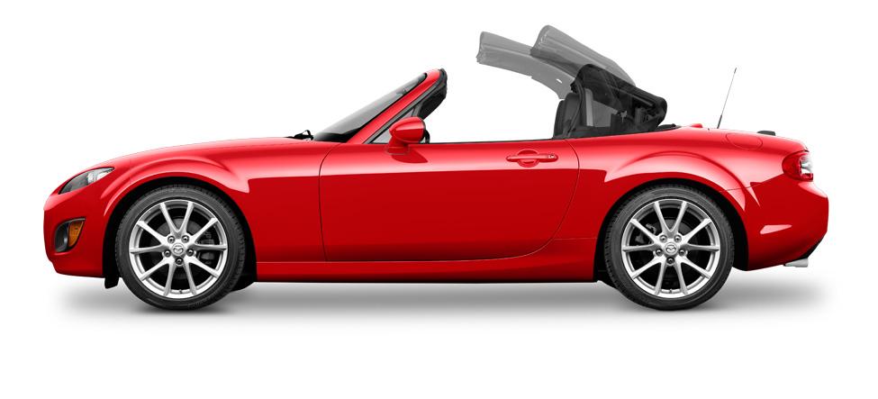 Mazda Miata Central release latch