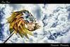 Time Pass !!!  (Toy Wind Wheel) / เมื่อเวลาผ่านไป (กังหันของเล่น) (AmpamukA) Tags: wallpaper sky beautiful wheel toy temple wind time bangkok pass thai wat hdr mahathat วัด ของเล่น ท้องฟ้า krishlikesit ampamuka ลม กังหัน มหาธาตุ