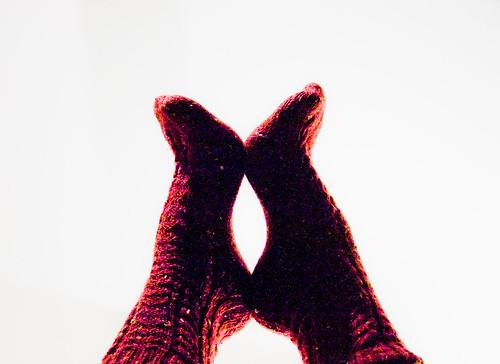 Kickin' Up the Heels - Socktoberfest!