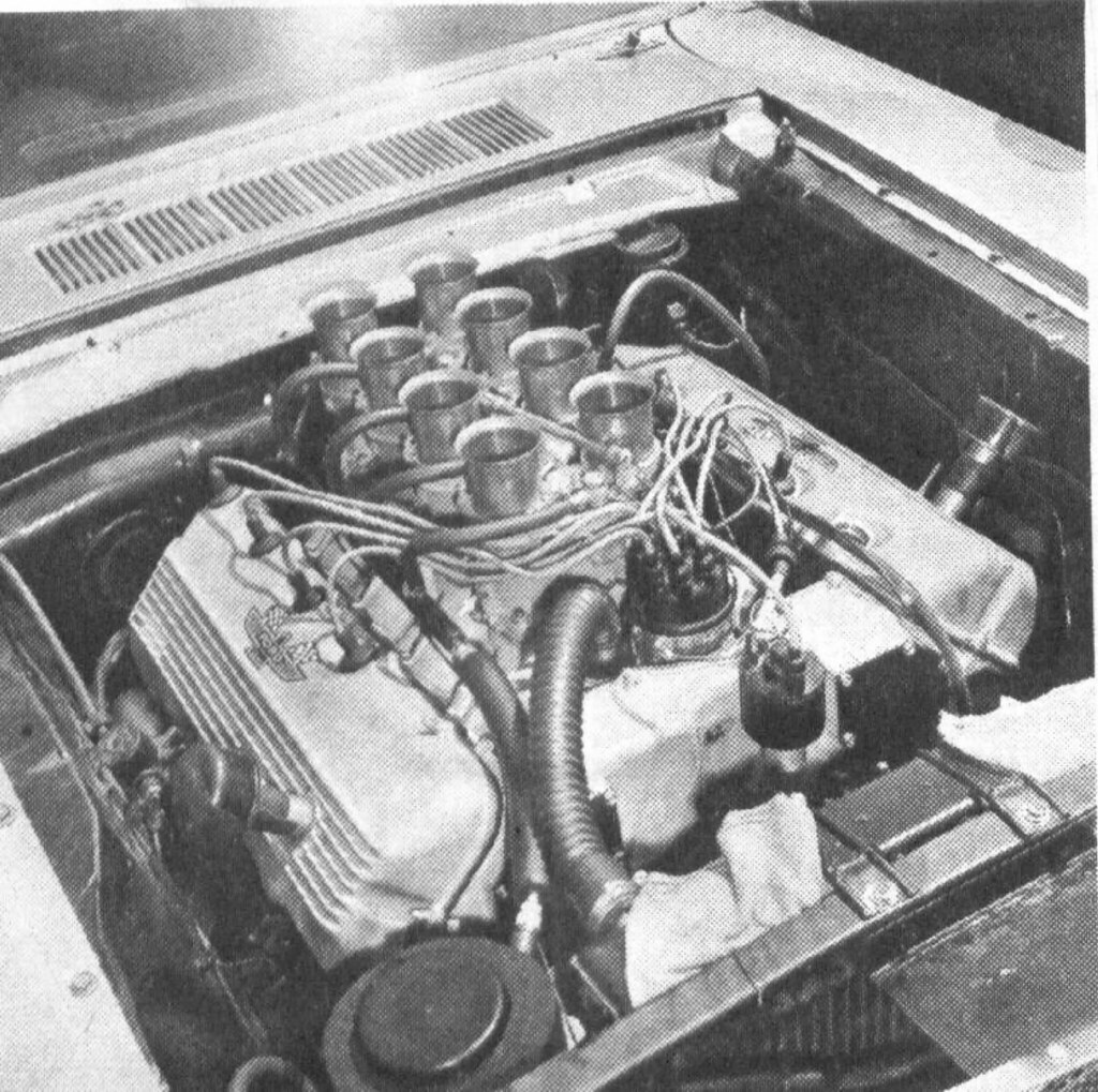 Image result for ford sohc drag racing engine
