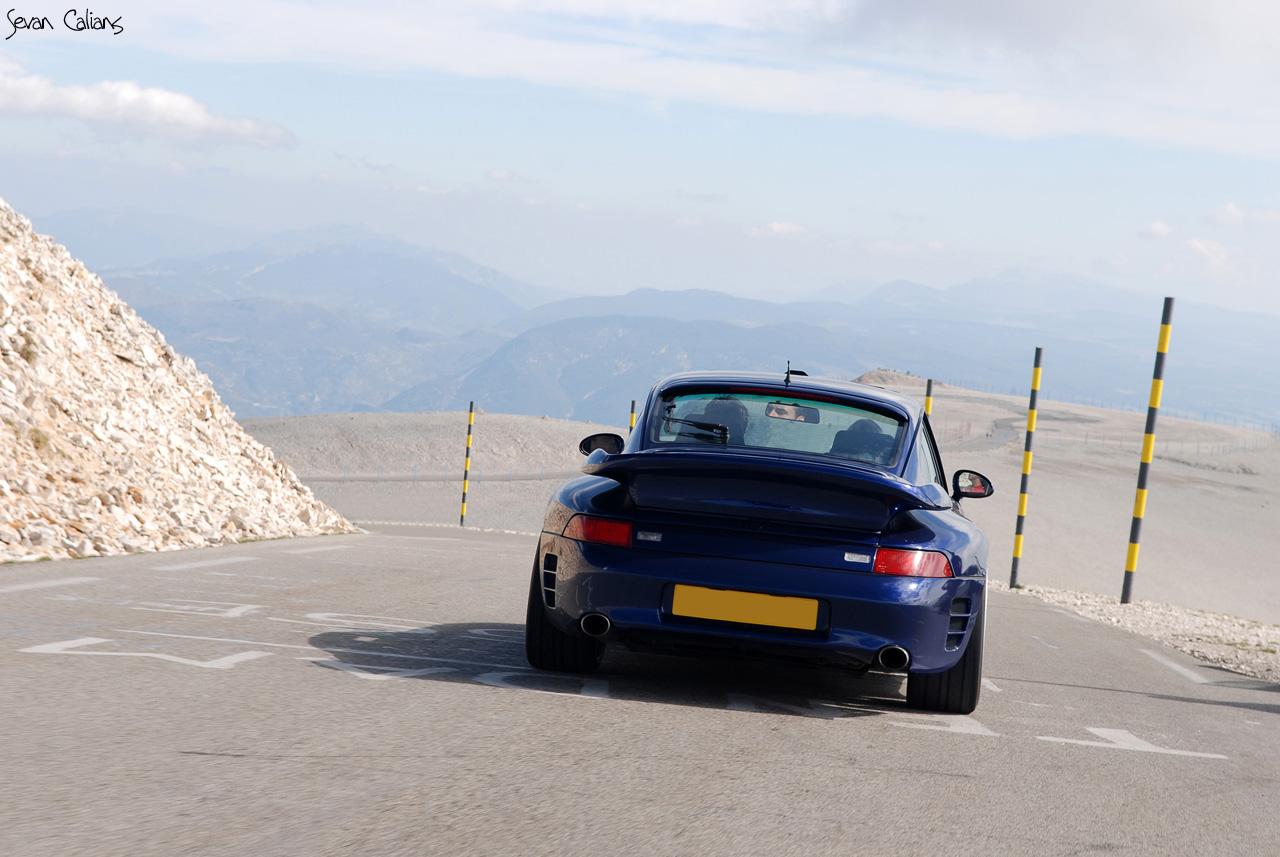 Porsche 993 Ruf. go back