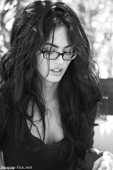Megan Fox wearing glasses (GwG_Fan) Tags: girlswithglasses meganfoxwearingglasses meganfoxwithglassesmeganfox