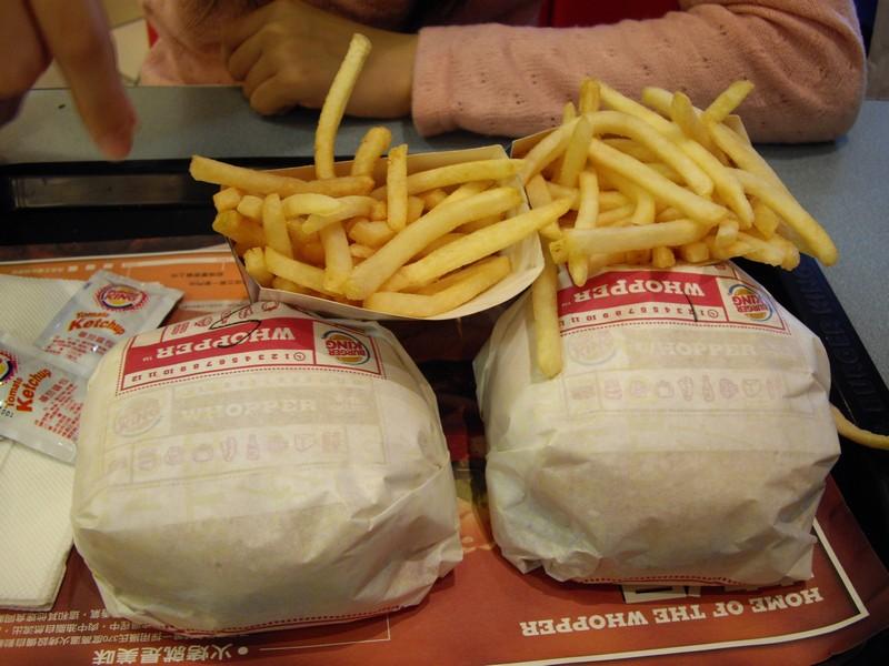 又是漢堡王