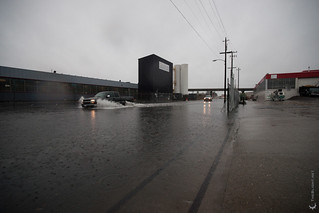 81st Ave Oakland flooding