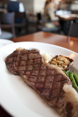 Grilled Wagyu Sirloin Steak, beacon, Omote-Sando