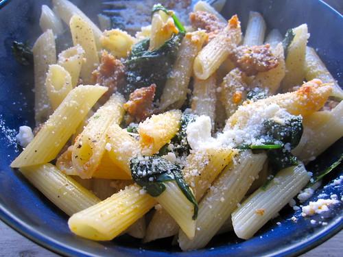 instant delish: 15 minute pasta
