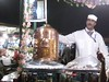 Tea and Dessert Stall - Marrakech