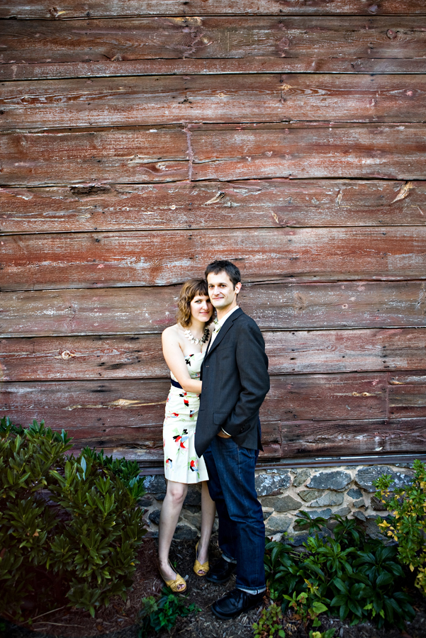 Amanda and Jason Anniversary Shoot